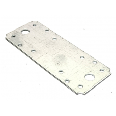 Flat Bracket 140x54 – Perforated Connector/Joint
