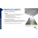 0.35 Profiled Sheets – No Colored–Zinc/Galvanized