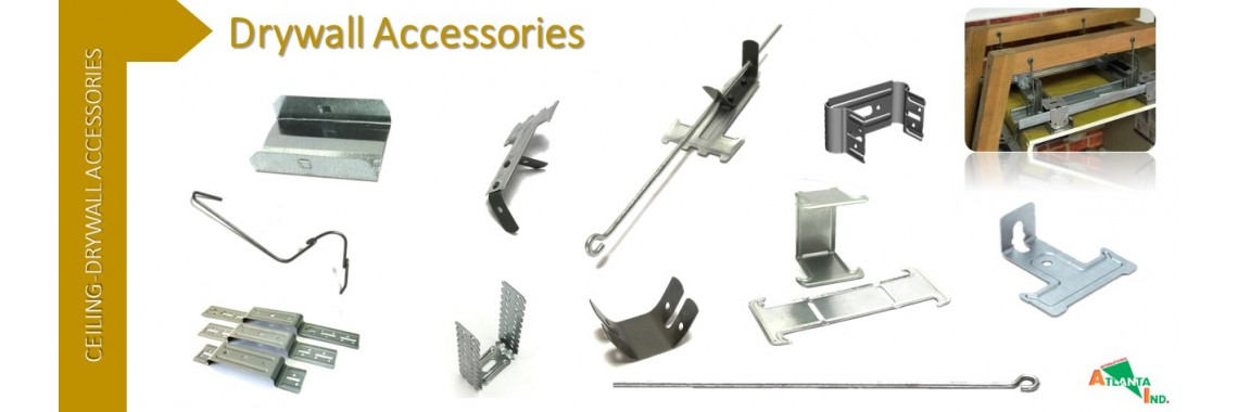 Atlanta Industrial - Drywall Accessories